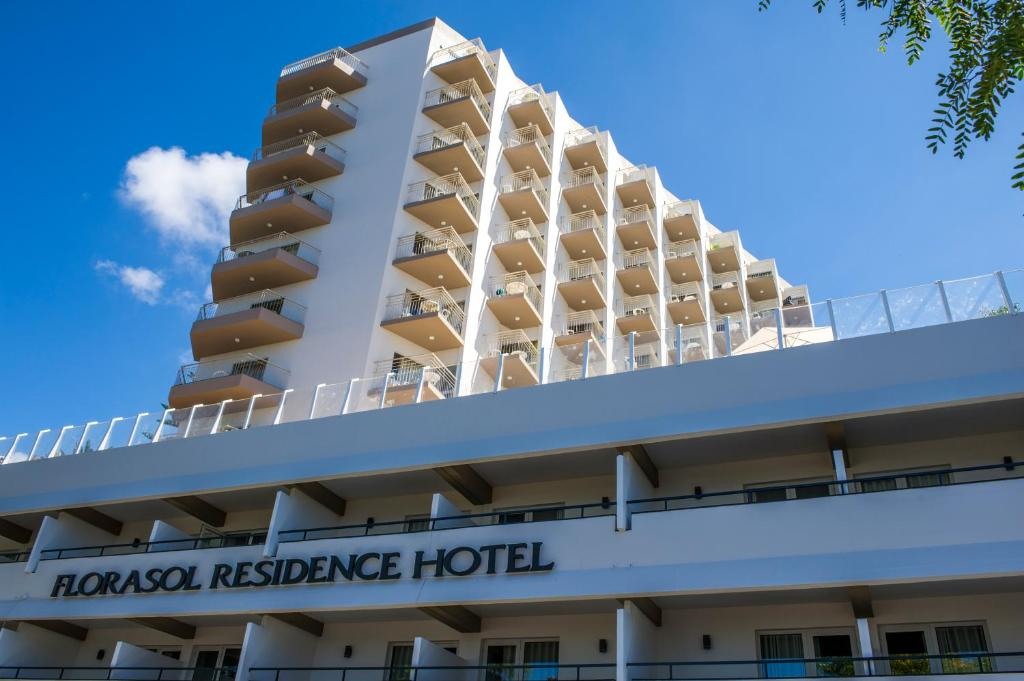 Hotel Dorisol Florasol 3* APP 2+2 NZ, Madeira 8 dni - čarter iz Ljubljane