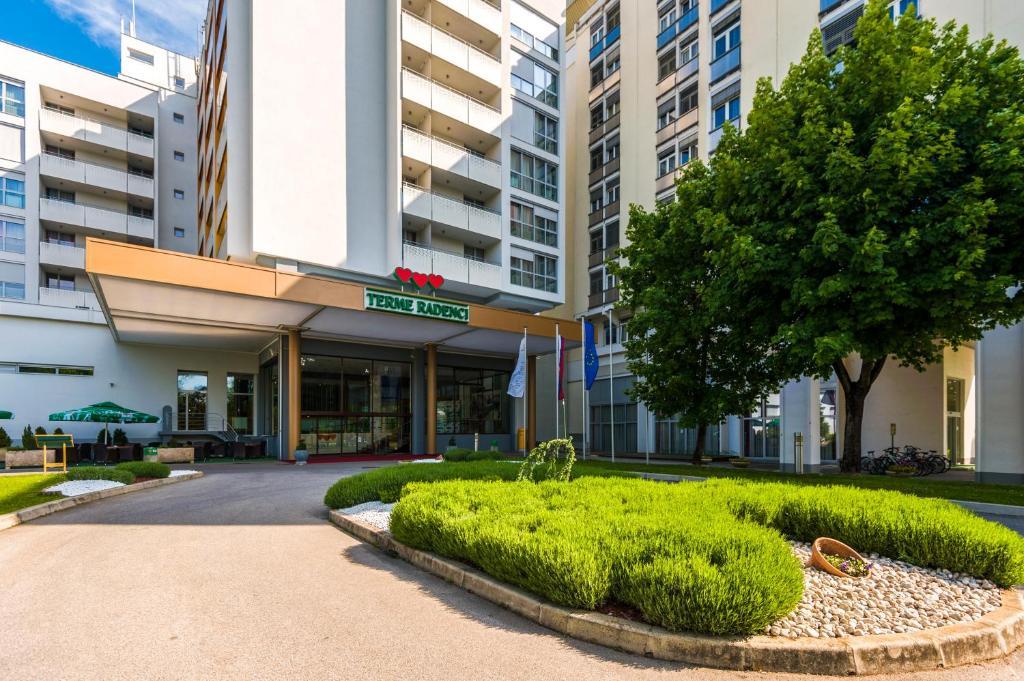 Radenci -<br /> Hotel Radin 4*