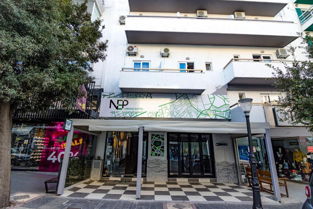 Nep Center Hotel ( RHO)