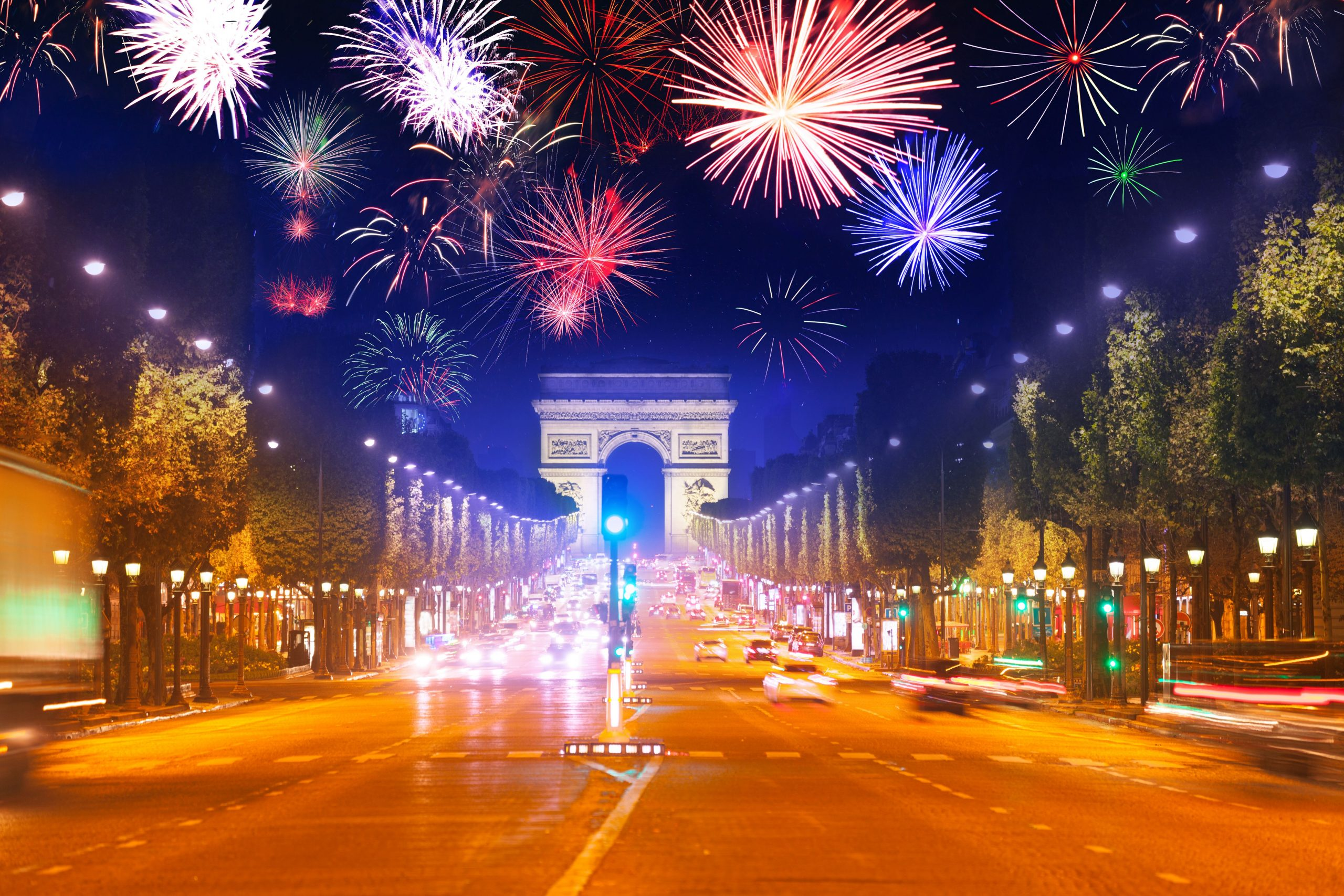 Novoletni Pariz 4 dni