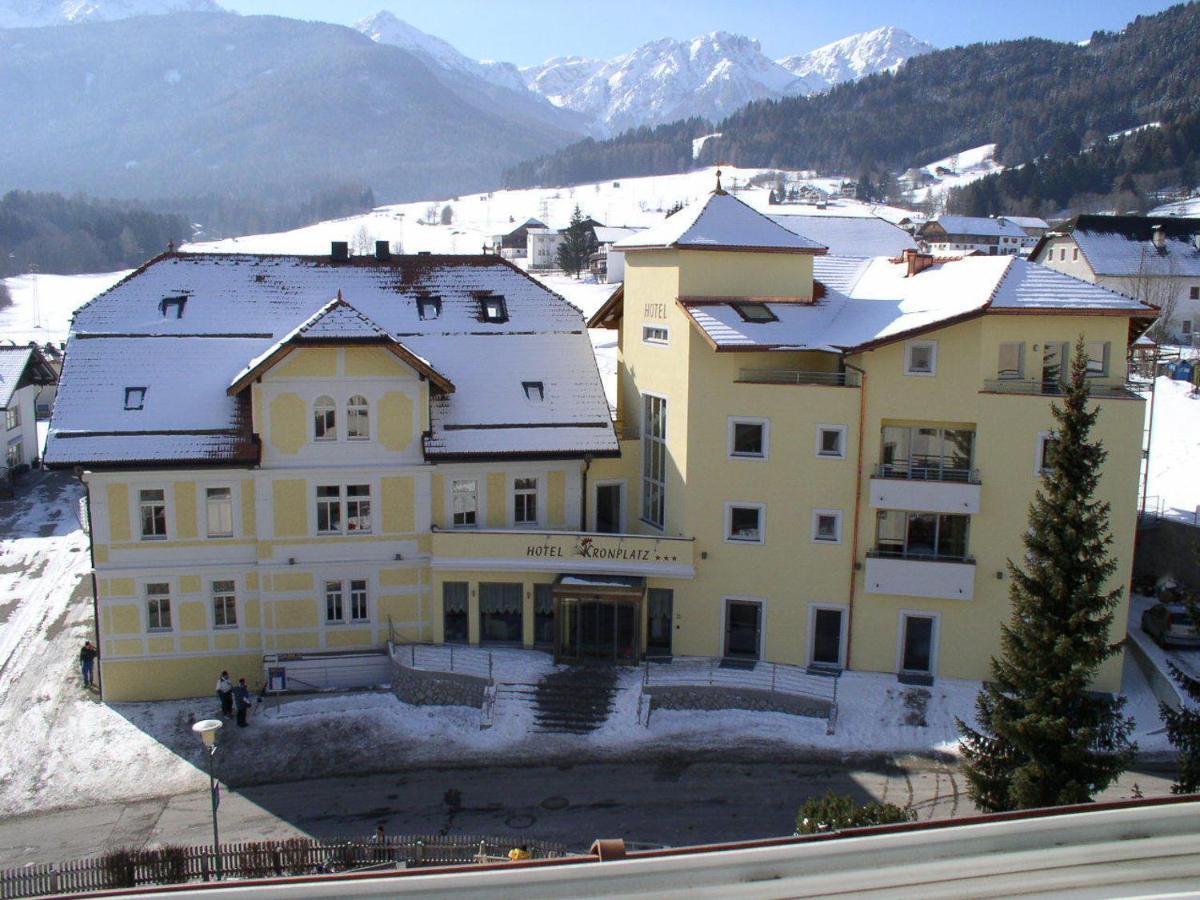 HOTEL KRONPLATZ, Familie Steurer