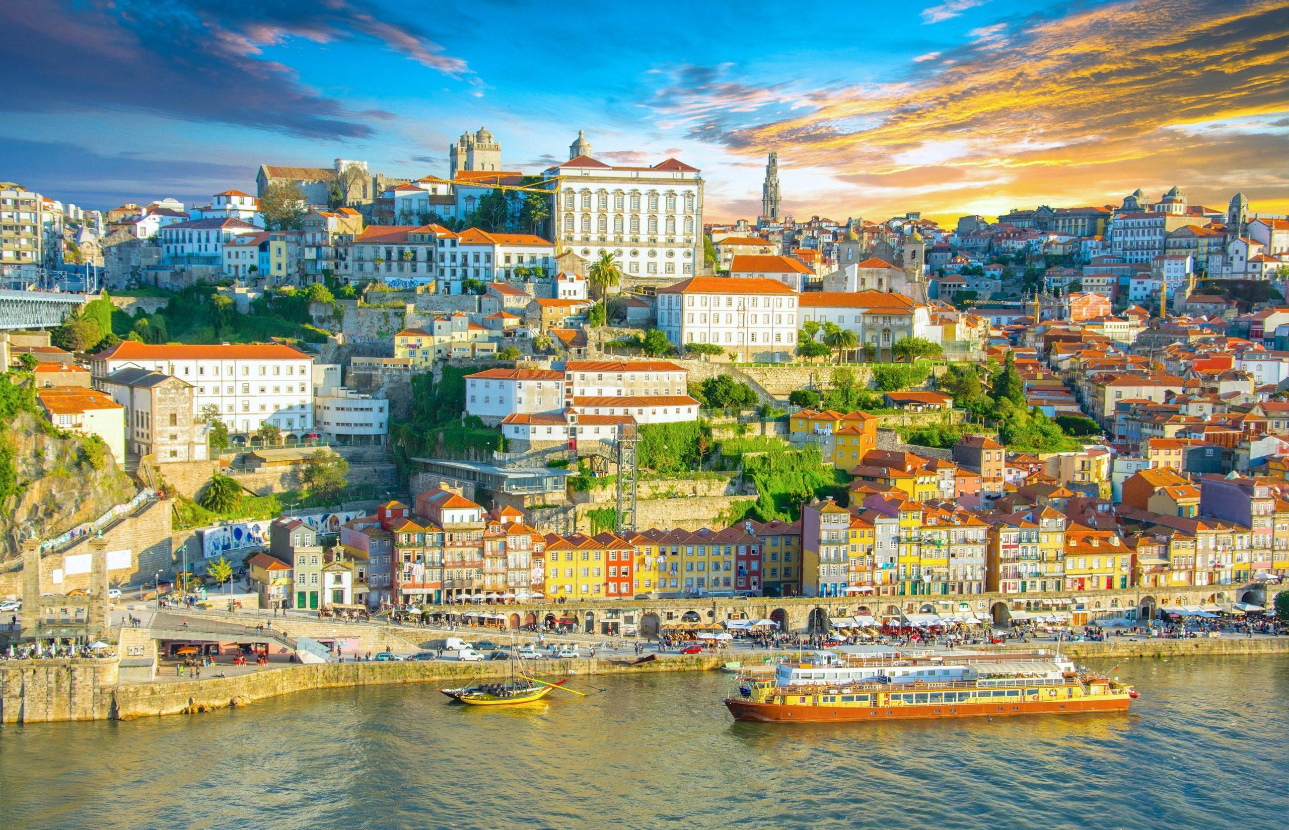 Porto, sladke radosti življenja 5 dni